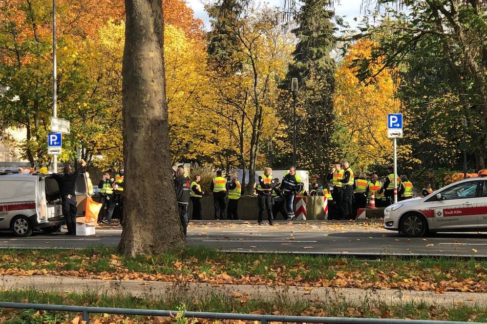 In Köln-Ehrenfeld muss ein Blindgänger aus dem Zweiten Weltkrieg entschärft werden. (Symbolbild)