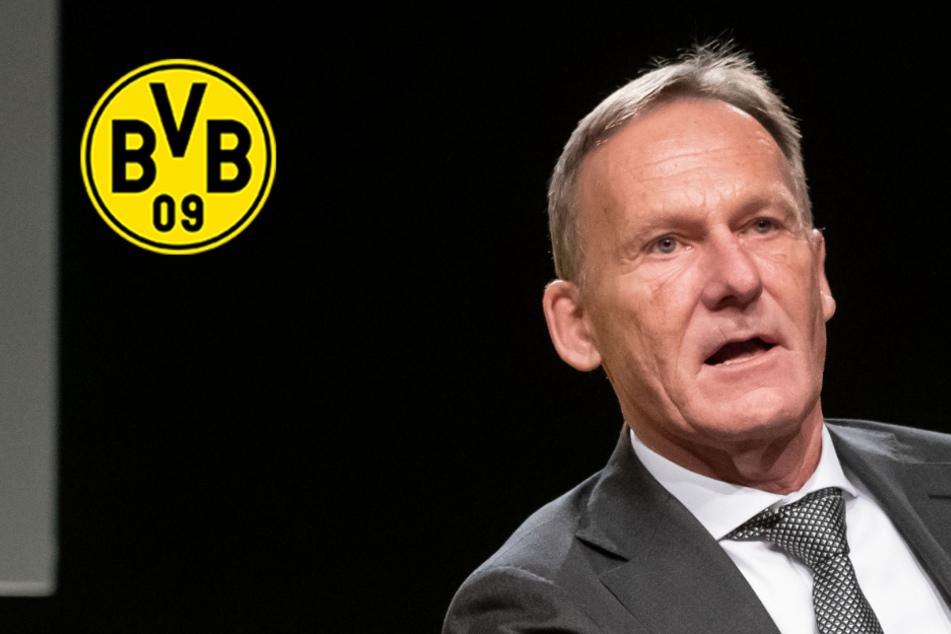 """Wie ein Kapellmeister"": BVB-Boss Watzke wettert nach Niederlage gegen Schiedsrichter"