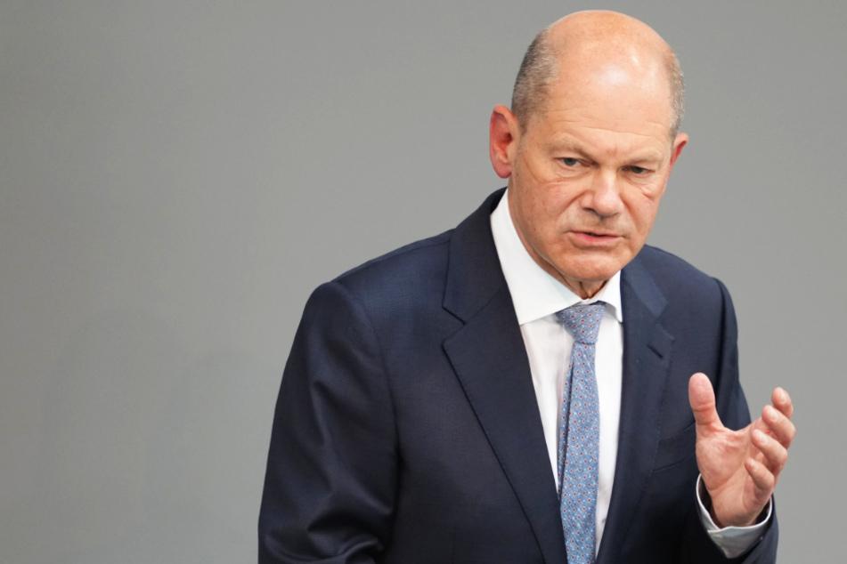 Olaf Scholz: Windkraft-Ausbau in Baden-Württemberg unter Grün-Schwarz schwach