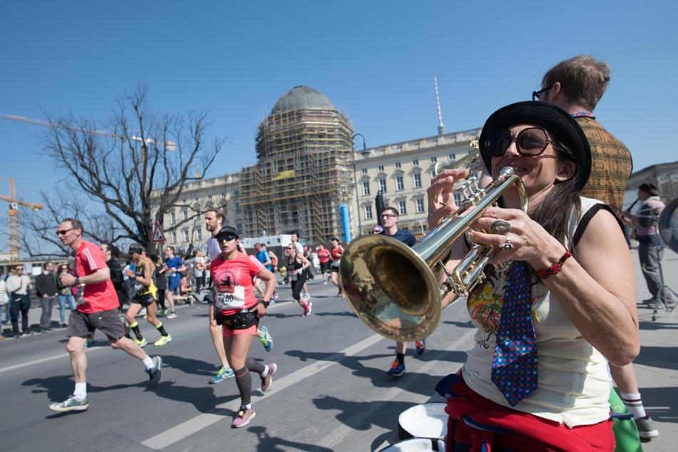 Der Berliner Halbmarathon soll im April stattfinden.