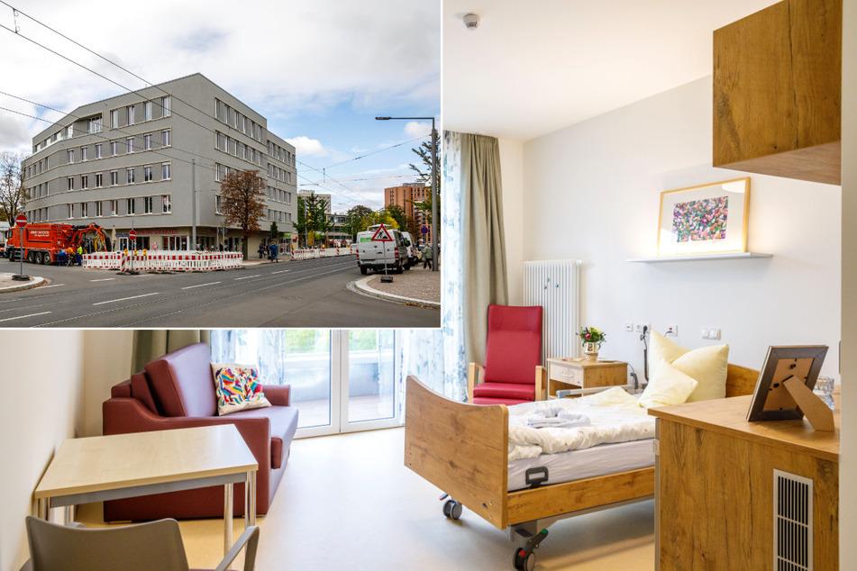 Letztes Zuhause: Jetzt hat auch Dresden ein stationäres Hospiz