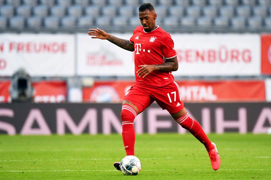Ex-Bayern-Star Jerome Boateng (32) spielt erstmals in seiner Karriere in der französischen Ligue 1.