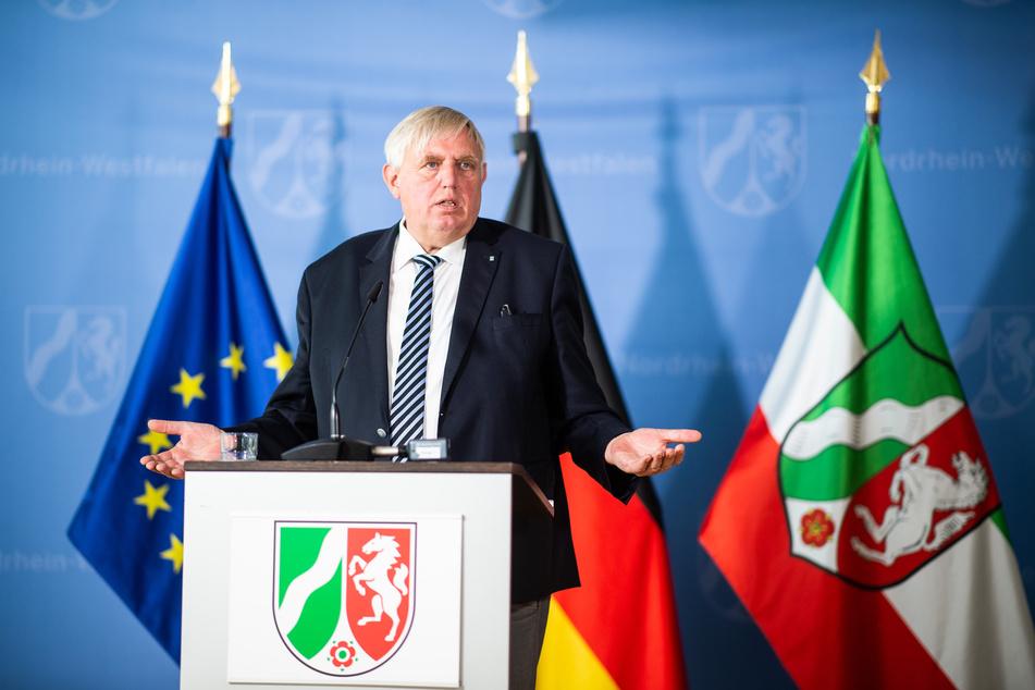 NRW-Gesundheitsminister Karl-Josef Laumann (64, CDU).