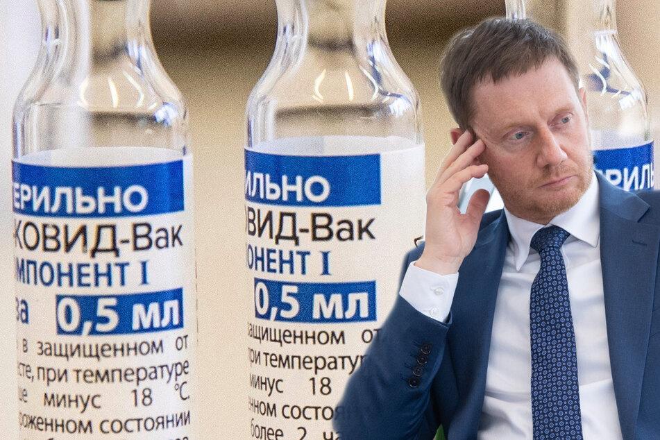 Laut Sachsens MP Kretschmer: Deutschland will 30 Millionen Dosen Sputnik V kaufen