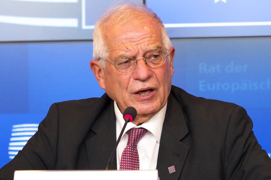 Josep Borrell ist EU-Außenbeauftragter.