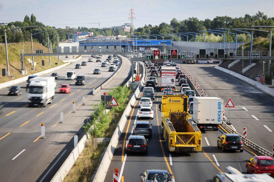 Die Autobahn A7 im Nordwesten Hamburgs wird am Wochenende voll gesperrt.