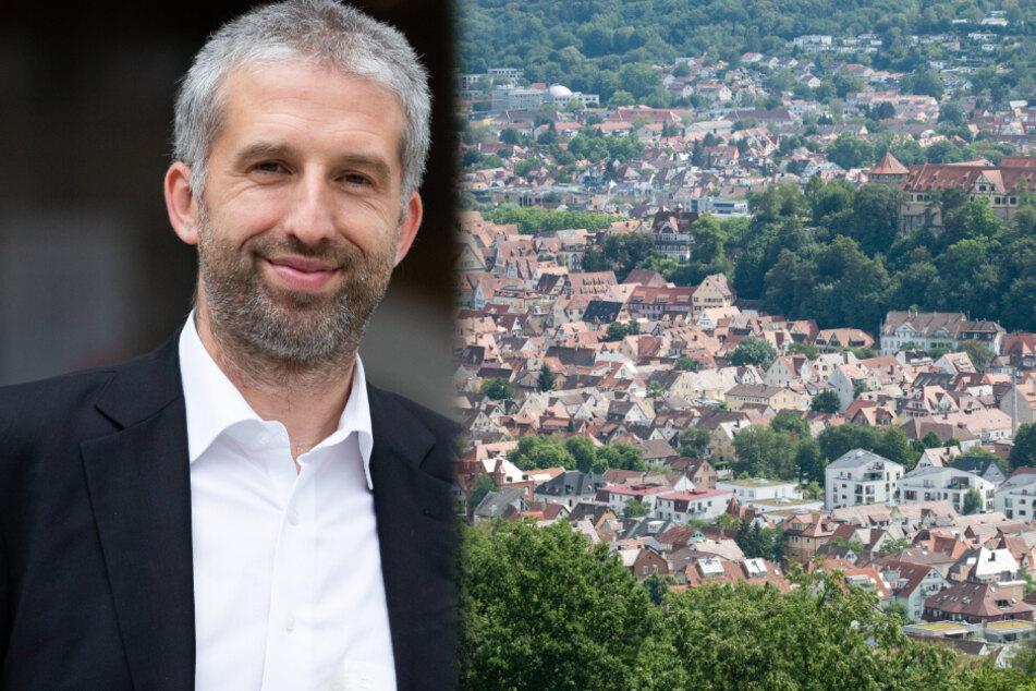 Boris Palmer will Grundstücksbesitzern Mini-Häuser schmackhaft machen