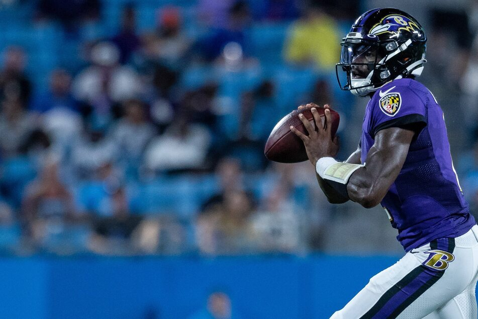NFL: The Ravens keep flying through preseason after pouncing on the Panthers