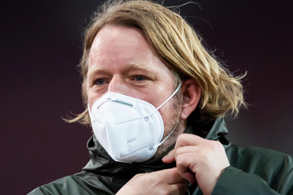 Sven Mislintat (48) hat nichts gegen Europa Conference League.