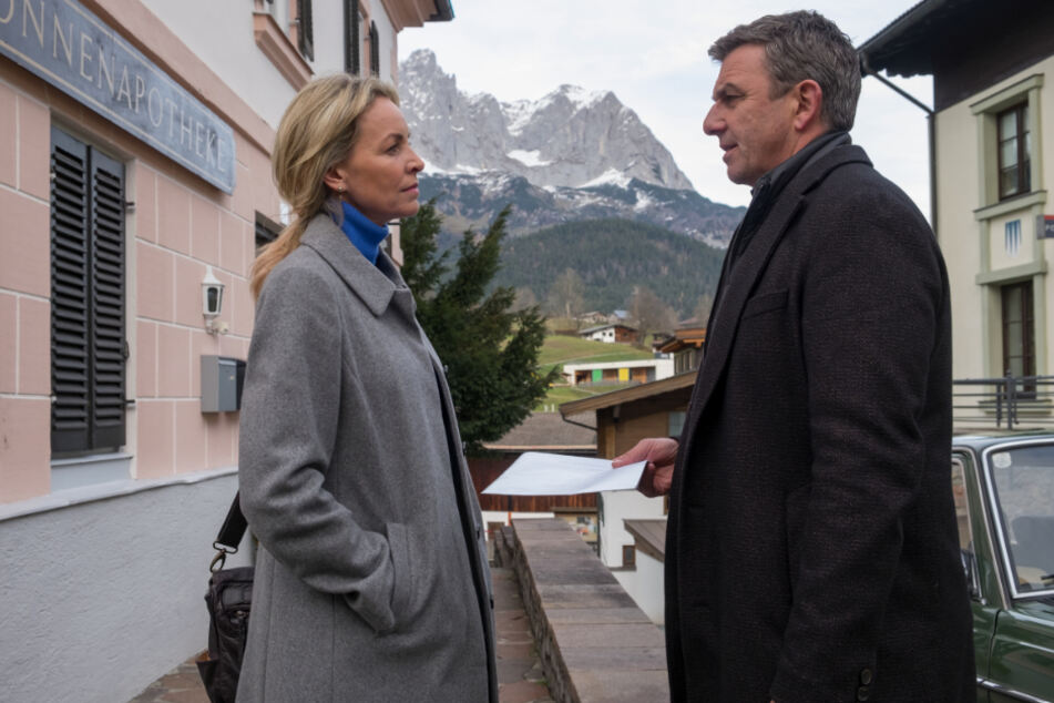 Folgt Martin (Hans Sigl) Franziska nach New York?