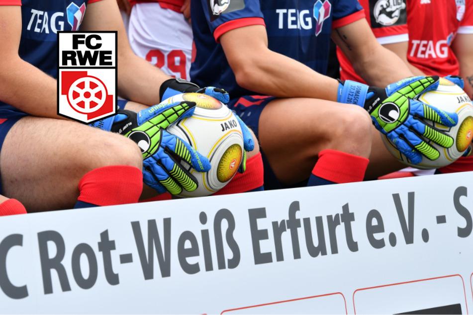 Die nächste Niederlage! Rot-Weiß Erfurt muss weiter auf den ersten Sieg warten