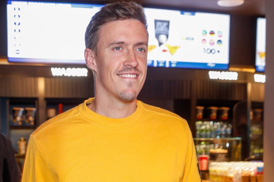 """Max Kruse (32) kommt im August 2020 zu der Wiedereröffnung des UCI Luxe Mercedes Platz mit einem Special Screening des Films """"Tenet""""."""