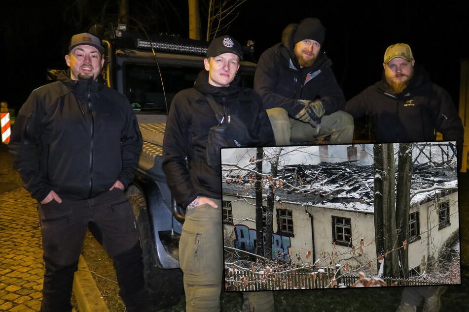 """Erzgebirge: """"Lost Placer"""" wollen verlassenes Kaufhaus erkunden, doch daraus wird nichts"""