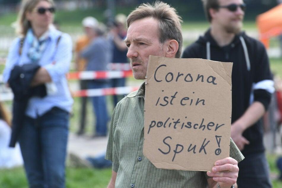 Falsche Atteste, zu viele Teilnehmer: Corona-Demo sorgt für Polizeieinsätze