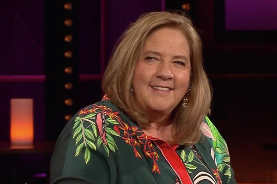 """Kathy Kelly (58) ist das drittälteste """"Kind"""" der Kelly Familie."""