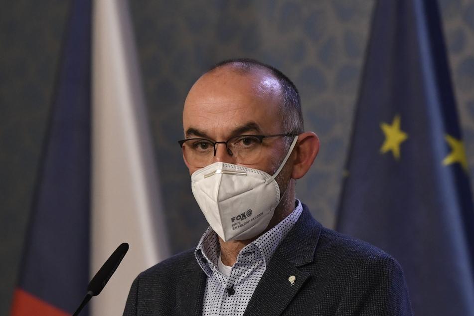 Jan Blatny ist der Gesundheitsminister der Tschechischen Republik.