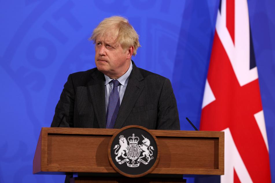 Der britische Premier Boris Johnson (57) muss sich weiter verantworten. (Archivbild)
