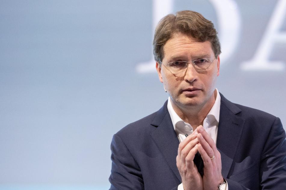 Daimler unter Druck: Källenius legt Zahlen für zweites Quartal vor