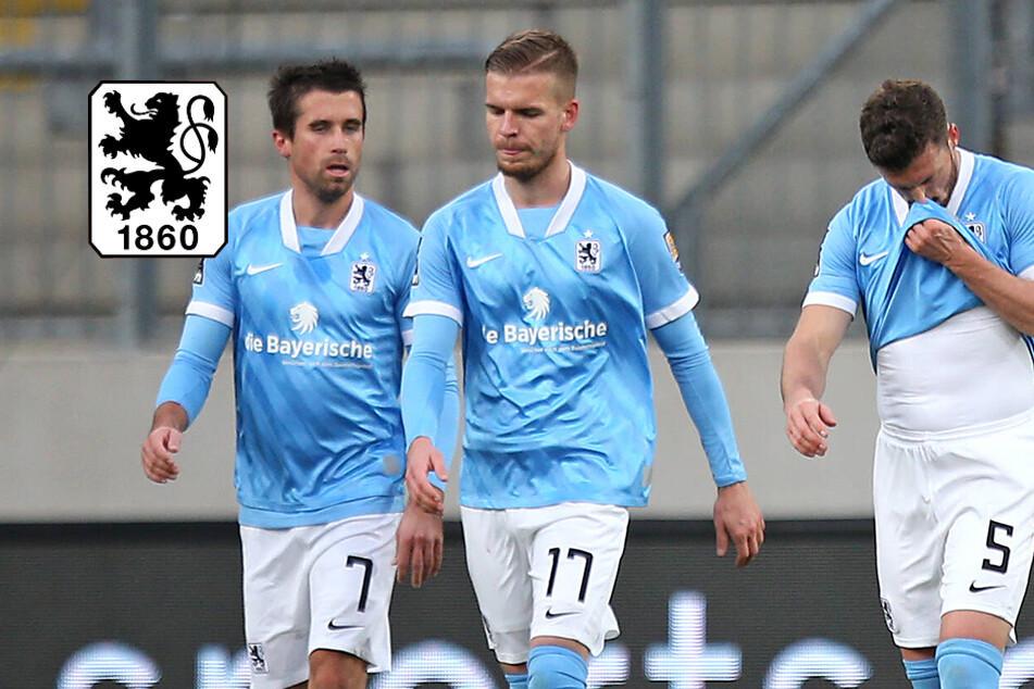 Pleite für TSV 1860: Schwache Löwen verlieren gegen Dynamo Dresden