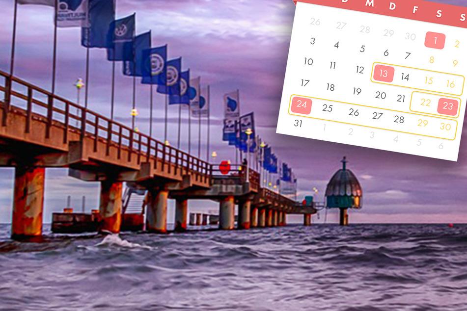 Brückentage: So kriegt Ihr im nächsten Jahr den meisten Urlaub!