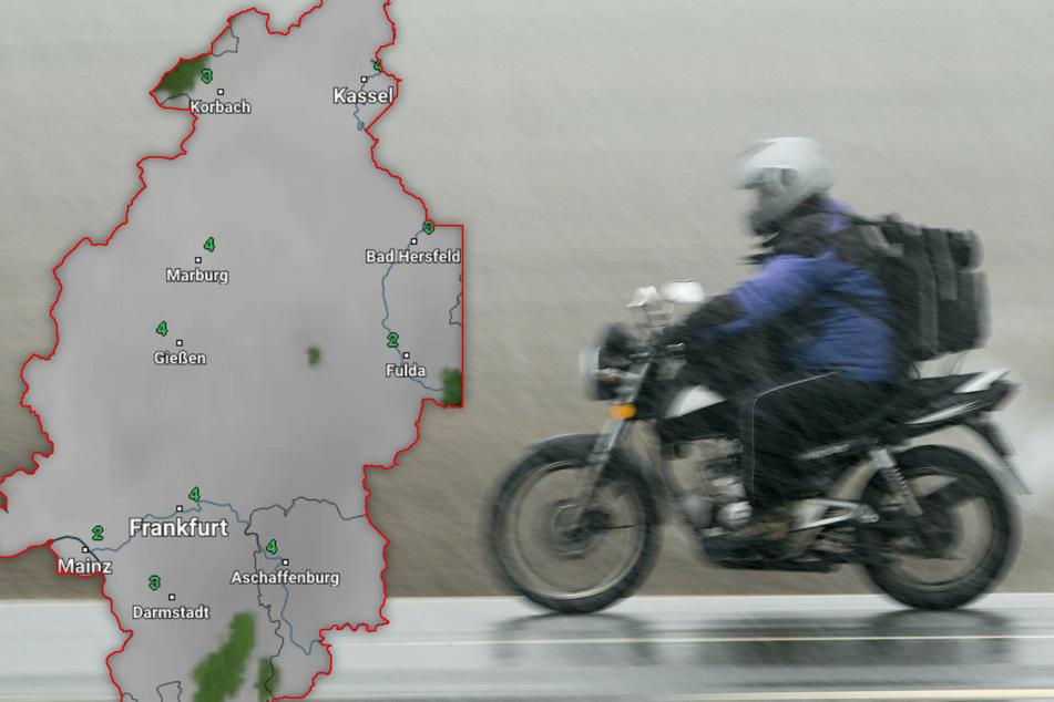 Nebel macht sich in Hessen breit: Kommt jetzt auch noch Straßenglätte dazu?