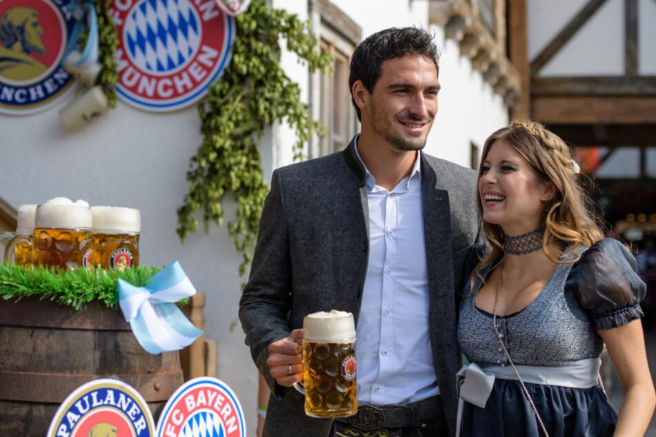 Gerüchte um Ehe-Aus bei Cathy und Mats Hummels: Wird in der BVB-Kabine getuschelt?