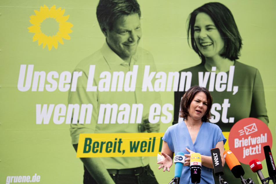 Robert Habeck (52) wollte unbedingt Kanzler werden, doch Annalena Baerbock (40) konnte sich letztendlich als Kanzlerkandidatin der Grünen durchsetzen.