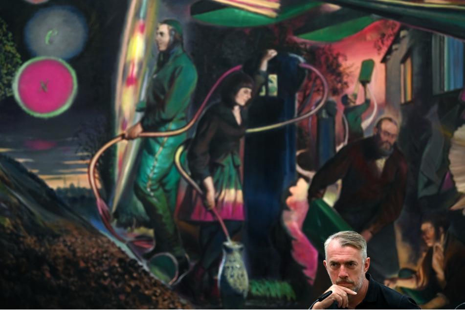 Neo Rauch wird zu den bedeutendsten Malern der Gegenwart gerechnet.