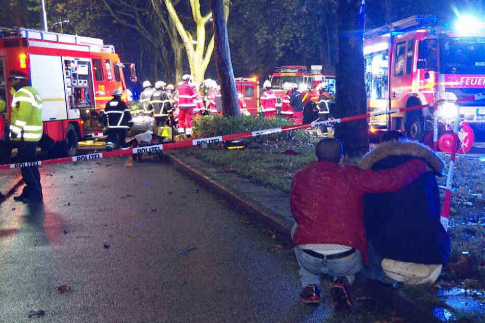 Cousin starb auf dem Beifahrersitz: Urteil nach Horror-Crash in Hamburg gefällt