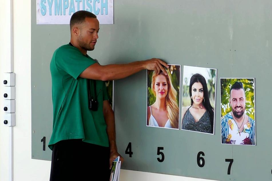 """Andrej Mangold (34) darf ein letztes Mal an der """"Wand der Wahrheit"""" herummengen."""