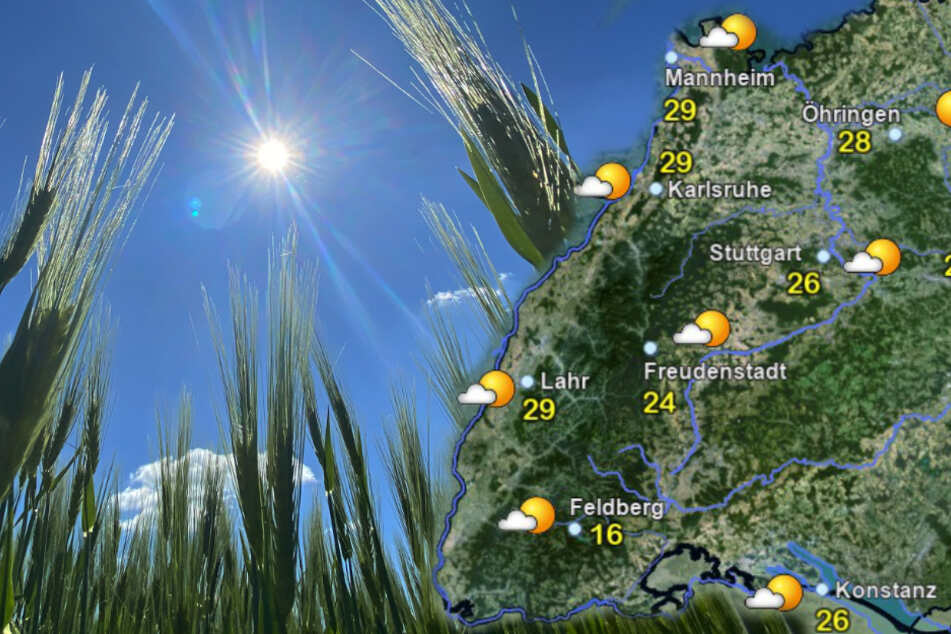 Genießt heute nochmal das grandiose Wetter, danach wird es ungemütlich!