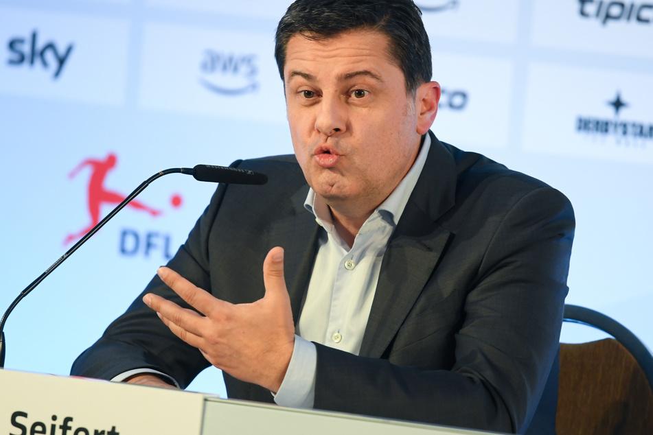 Christian Seifert ist der Geschäftsführer der DFL GmbH und Sprecher des Präsidiums des DFL e.V..