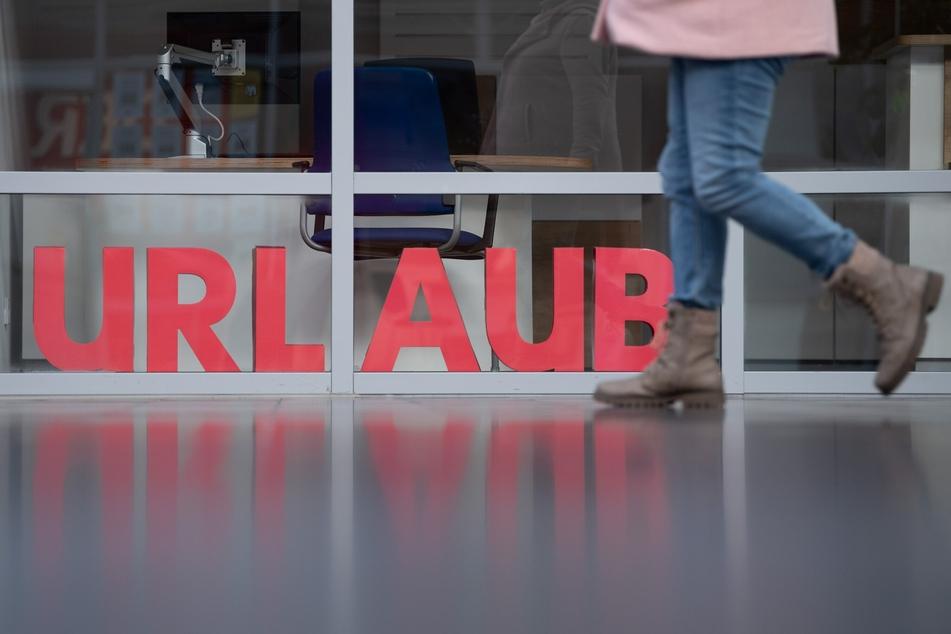 Viele Reisende auch aus Sachsen hingen plötzlich in der Ferne fest, weil etliche Fluggesellschaften wegen des Coronavirus' Flüge cancelten.