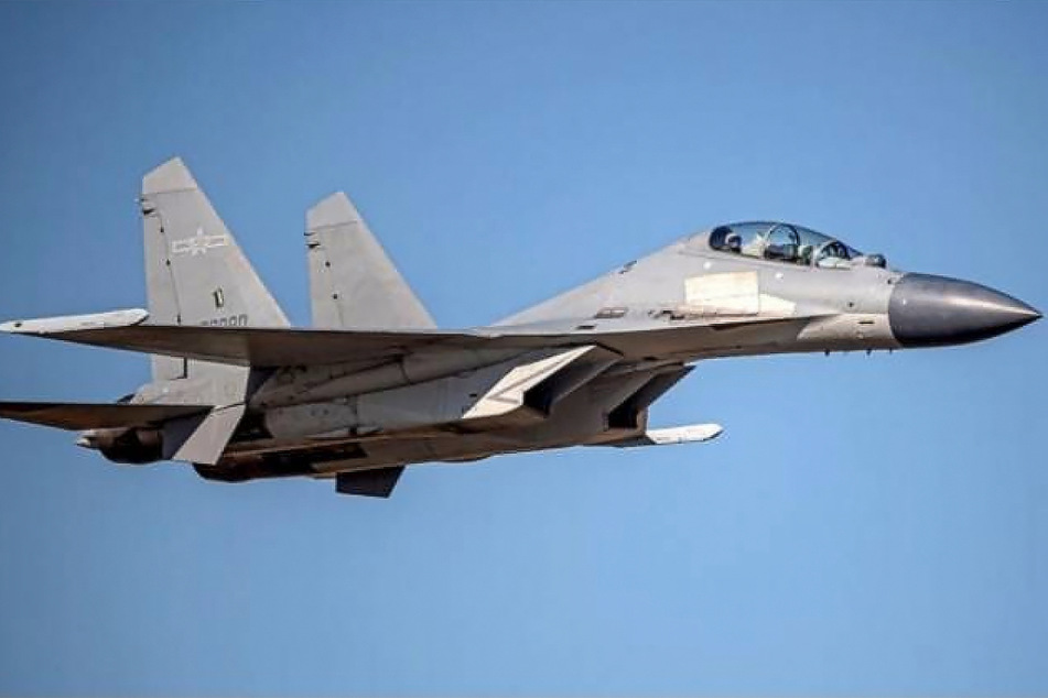 Chinesische Kampfflugzeuge provozieren erneut Taiwans Luftabwehr