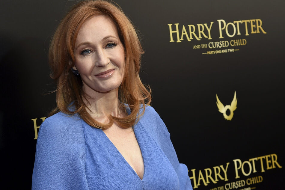 J.K. Rowling (54). (Archivbild)