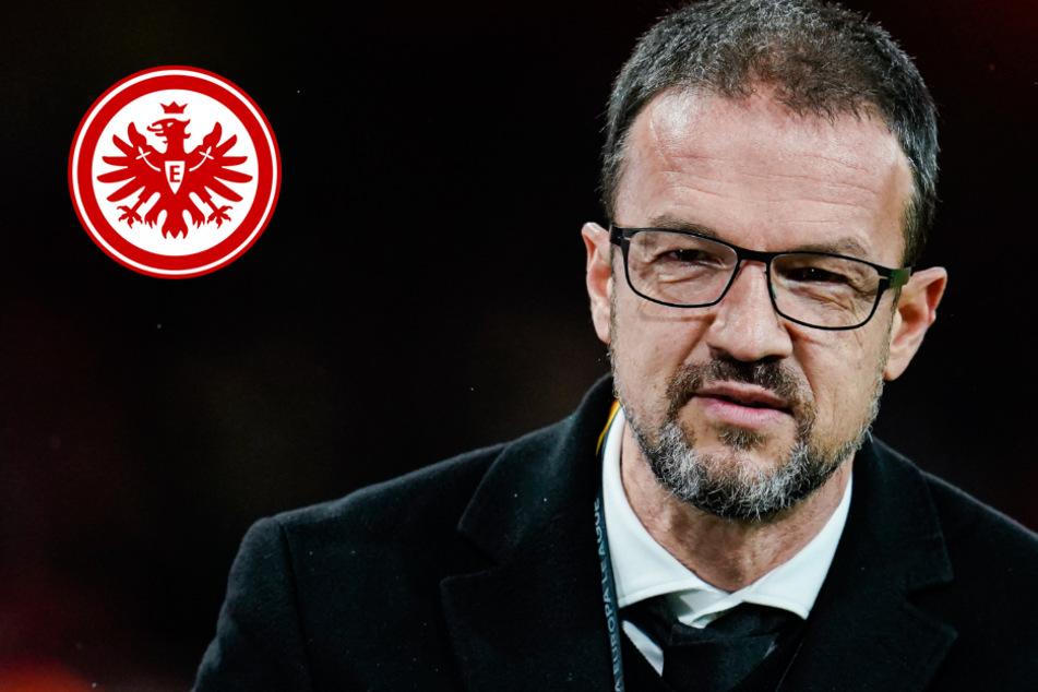 """Eintracht-Vorstand Bobic: Kaderplanung für nächste Saison """"für die Tonne"""""""