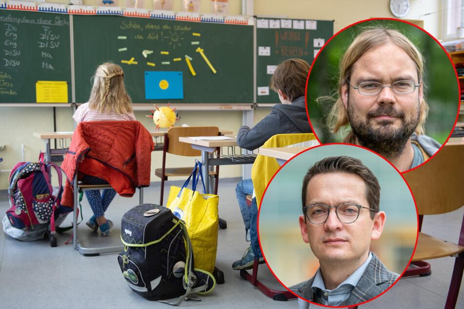Chemnitz: Schulen auf oder zu? Politiker streiten um Corona-Zahlen