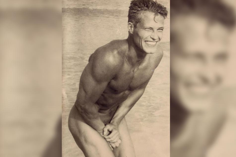 Mit diesem Nacktfoto sorgte Schauspieler Til Schweiger bei Instagram für Aufsehen.
