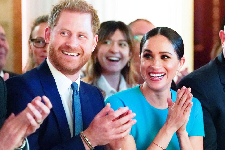 Die Noch-Royals nehmen an der Verleihung der Endeavour Fund Awards teil.