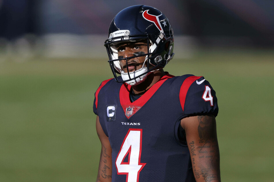 Deshaun Watson (25) has been accused by 22 women of sexual harassment and assault.