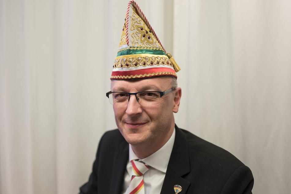 Klaus-Ludwig Fess, Präsident des Bundes Deutscher Karneval (BDK).
