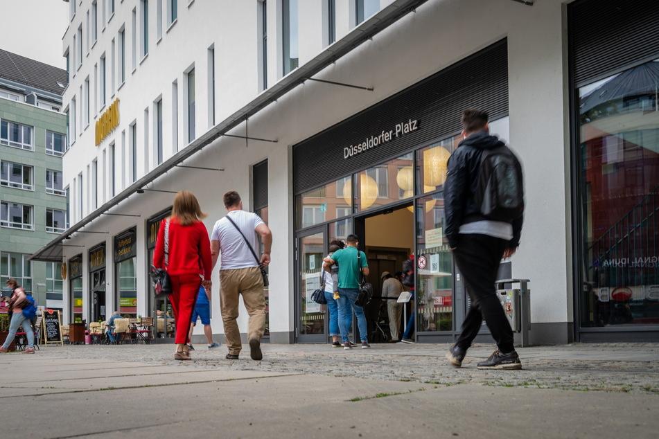 Die Fahrerlaubnisbehörde in Chemnitz befindet sich im Bürgerhaus am Wall.