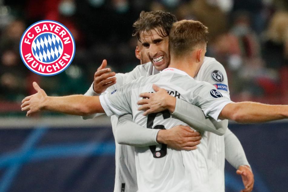 Dank Kimmich-Hammer! Nachlässiger FC Bayern gewinnt knapp bei Lok Moskau
