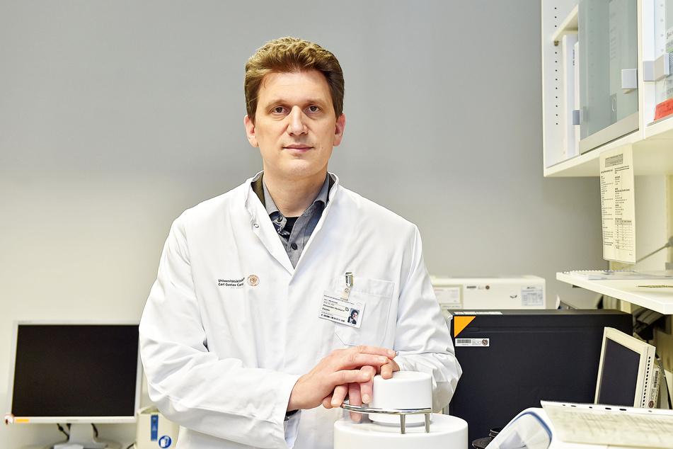 Virologe Prof. Dr. Alexander Dalpke (48).