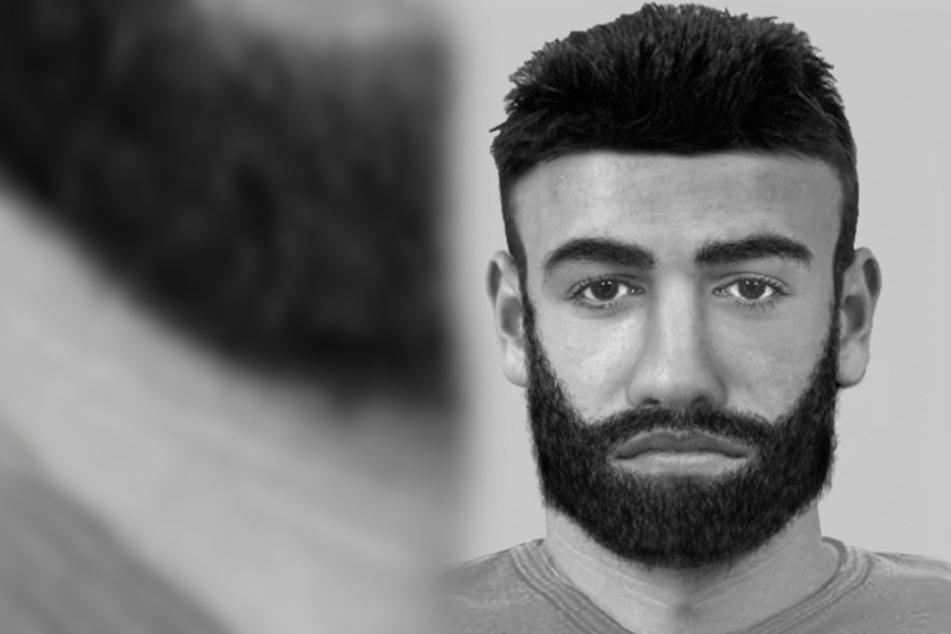 Versuchte Vergewaltigung in Bonn: Fahndung mit Phantombild