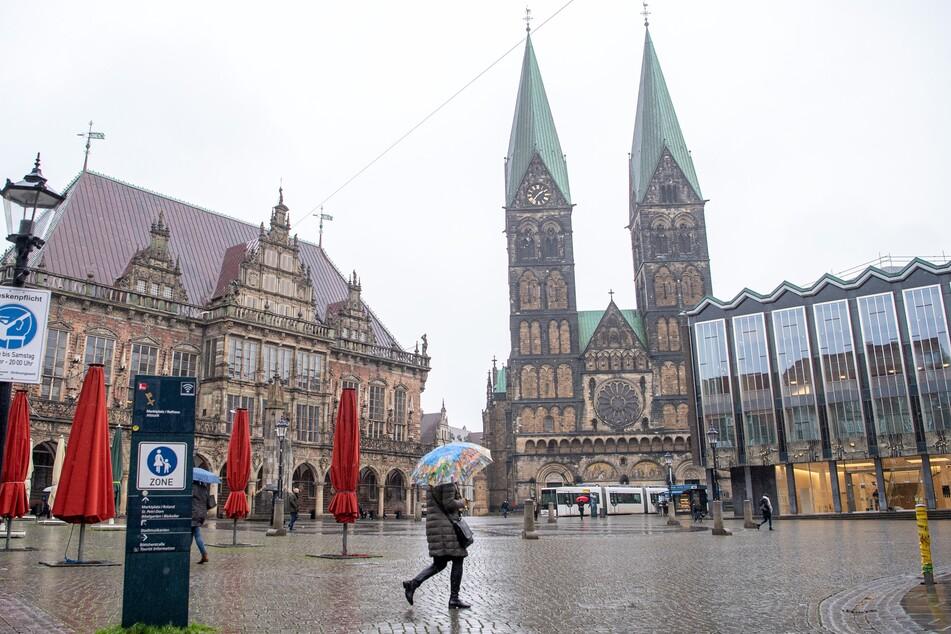 In Bremen hat inzwischen jeder Fünfte mindestens eine Erstimpfung gegen das Coronavirus erhalten.