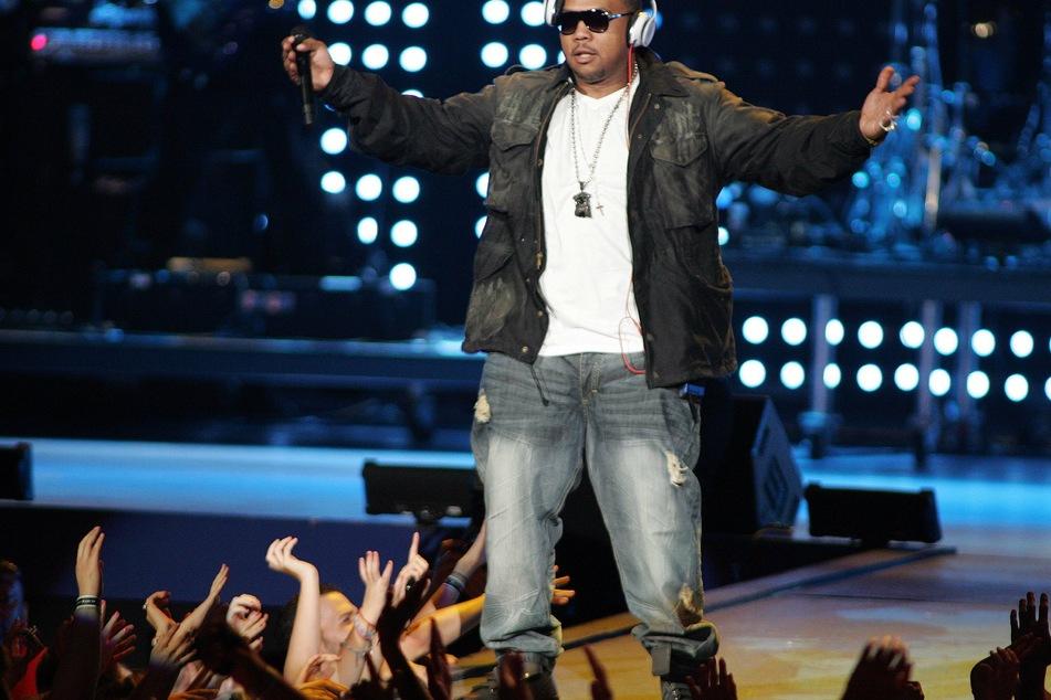 Timbaland 2010.