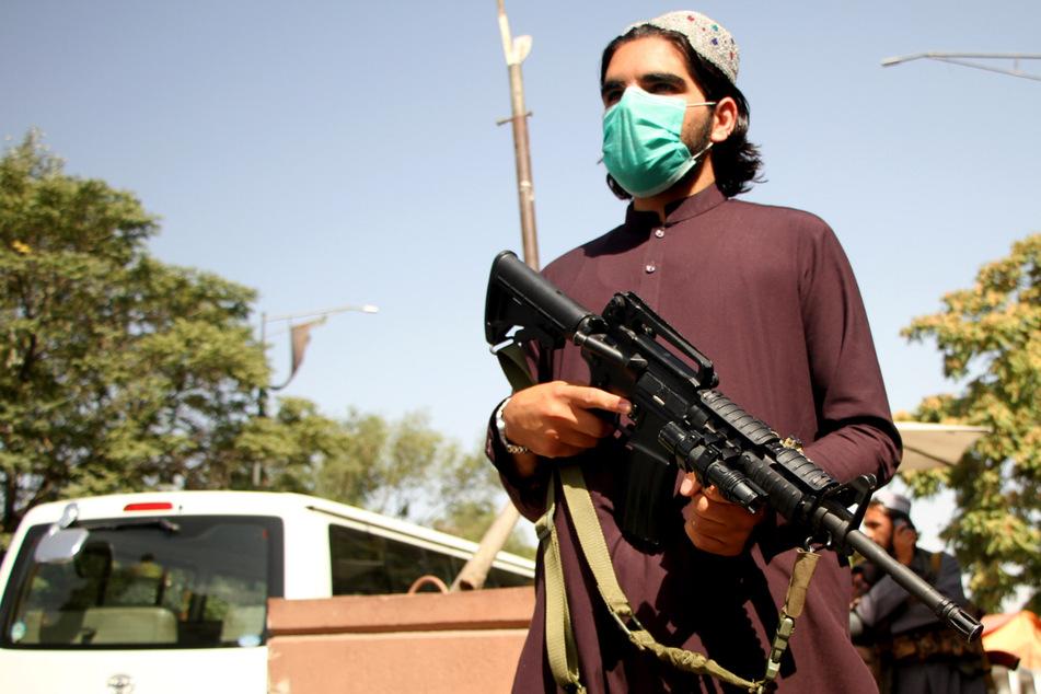 Taliban wollen sich angeblich beim Kampf gegen den Klimawandel beteiligen