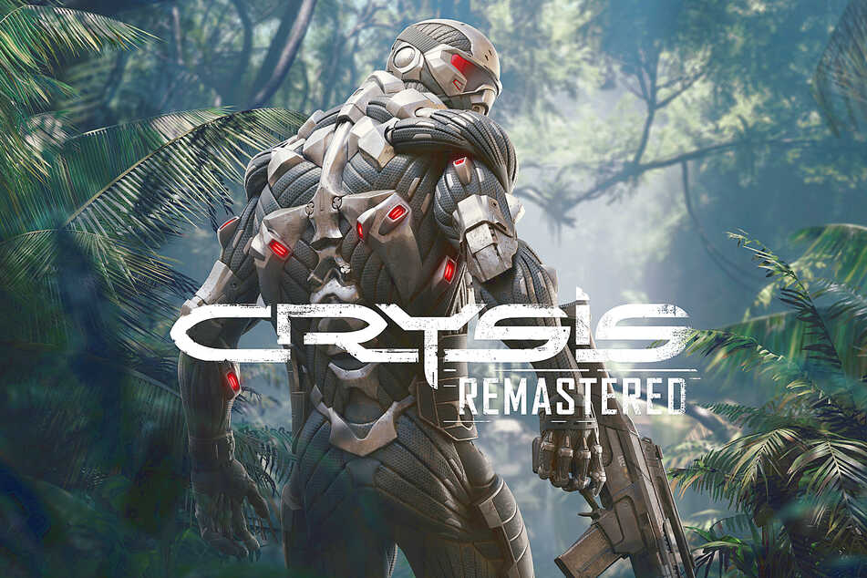 Nomad, the protagonist of Crysis, is back in the remastered edition, with all sorts of newfangled effects and visual updates.