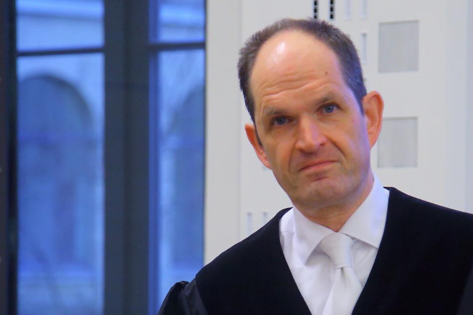 Staatsanwalt Till von Borries (54) hielt ein gut zweistündiges Plädoyer.